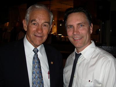 Ron Paul & Rick Ellis